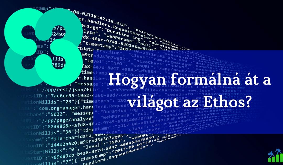 Az első Ethos (Bitquence) kripto találkozó, ahol Stephen Corliss a sztárvendég