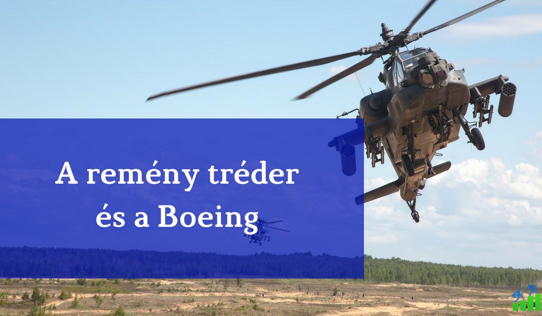 Miért vannak meg még a Boeing részvényeim?