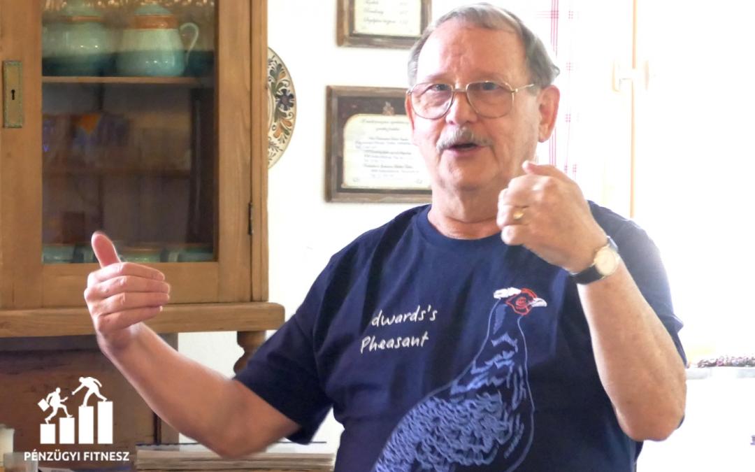 John Corner interjú 1 Pénzügyi Fitnesz