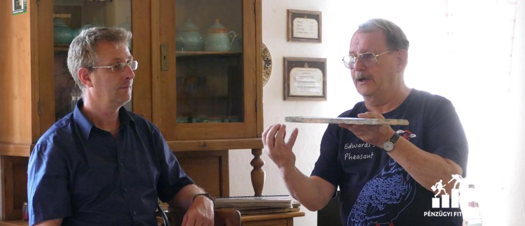 John Corner interjú 2 Pénzügyi Fitnesz