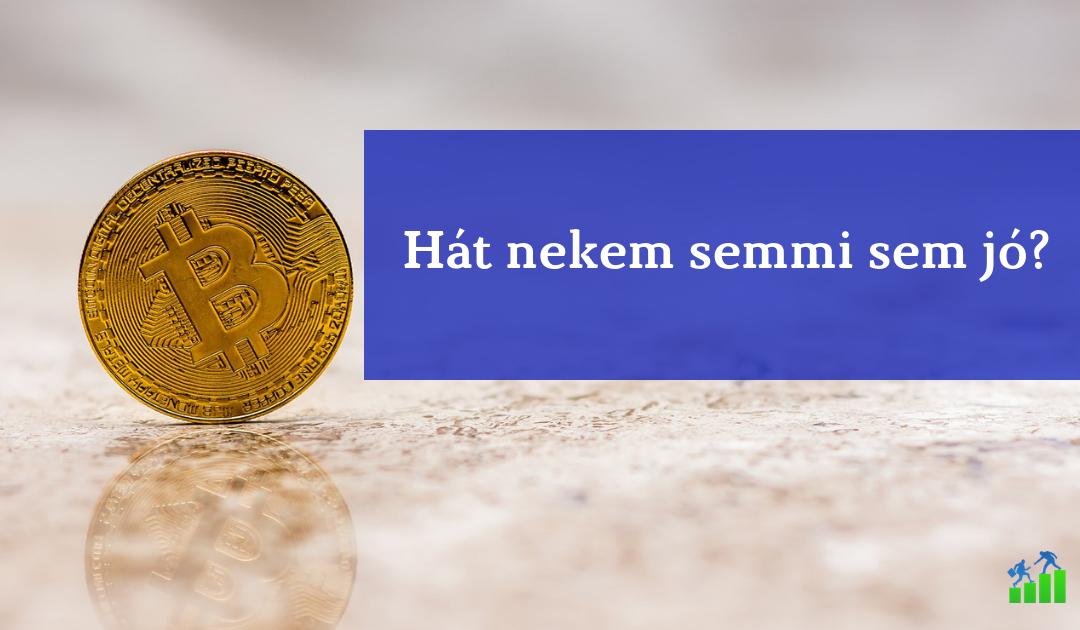 Emiatt NEM lesz pénz a bitcoin-ból, viszont jöhet az állami kriptopénz!