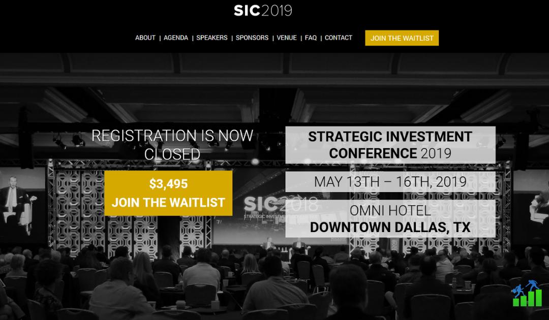 Stratégiai Befektetés Konferencia 2019