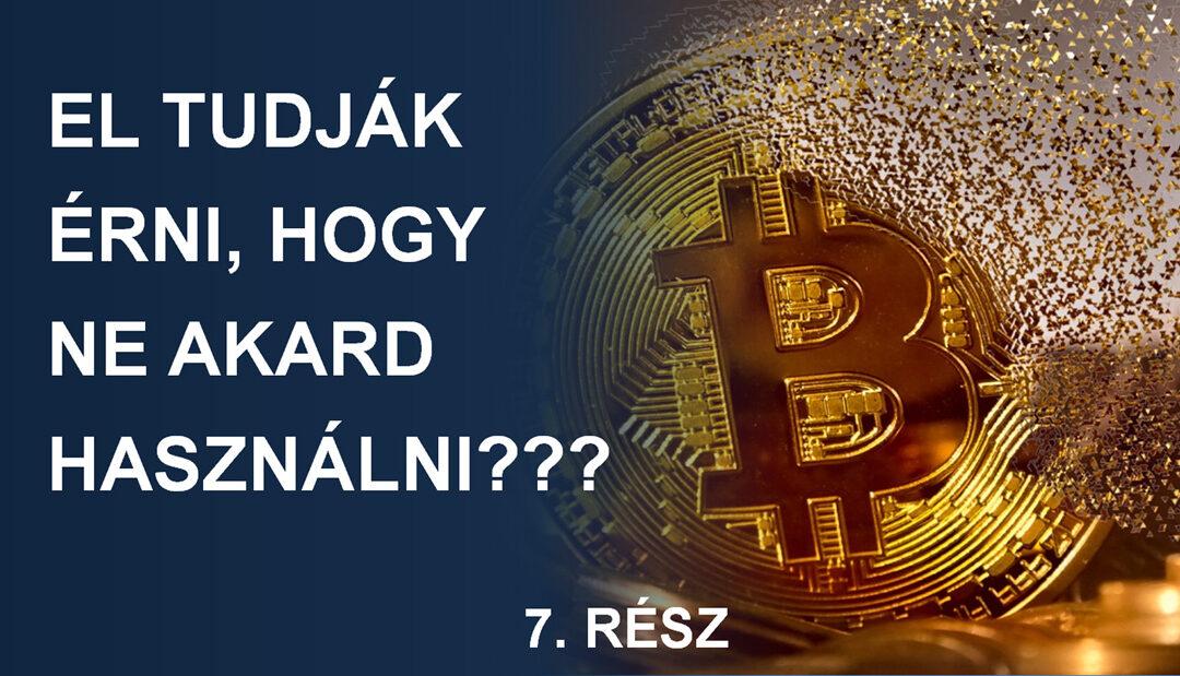 Ez a legnagyobb veszély a bitcoin-ra nézve